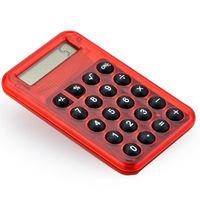 Coloful Mini Kid Calculator, Pocket Calculator, Import Goods from China