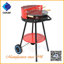 High quality charcoal grill no smoke
