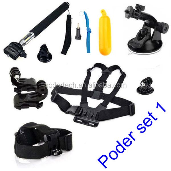 Gopro accessories set 01