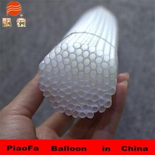 Wholesale white and colors sticks balloon