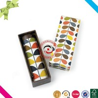 2015 New design beautiful paper cardboard umbrella pack box