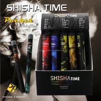 2014 Alibaba Express Hottest Disposable Shisha Time Pen E-Cigarette All Fruit Taste Shisha Pen