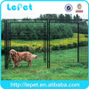 wholesale Large outdoor galvanized chain link dog kennel lowes/dog run kennel/wholesale dog cages