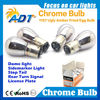 Halogen Chrome bulb 1157 socket car halogen bulb brake light auto parts