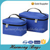 Outdoor fitness durable 600D blue ice bag