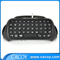 hot sales mini gaming wireless bluetooth mechanical controller keyboard for PS4