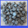 tungsten carbide flat top button for Spiral Stabilizer