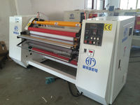 High Quality PVC/PE/OPP/BOPP Plastic Film Rewinding Machine