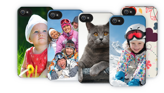 custom made sublimation blank plastic phone covers cell phone case