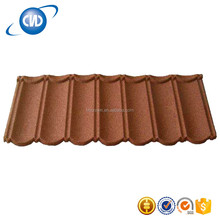 Color Coated Aluminum Ceiling Tiles/Color Terracotta Stone Coated Metal Roofing Tiles