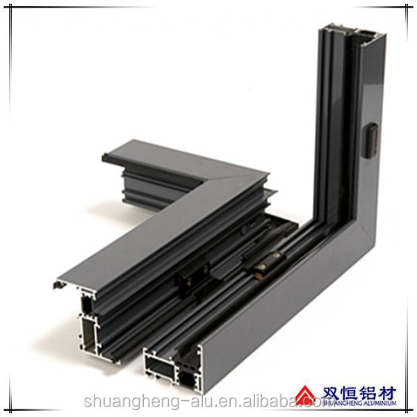 China reliable manufacturers 6063 commercial aluminum for Aluminium window frame manufacturers