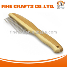 Pet Grooming tools Fine / coarse Teeth Comb Brush