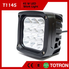 TOTRON Factory Price Super Quality 20% Price Off High Power Auto Led Car Universal Drl Driving Lights Flexible Daylight