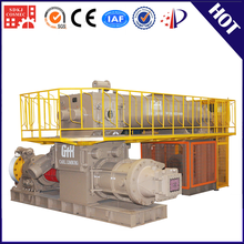 German technology clay brick production line whith used block making machine germany
