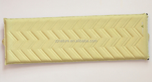 2015 new luxurious self-inflate straw mat