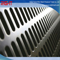 Bulk Buy From China High Quality Perforated Metal Mesh Plate Sheet for Wall Decor