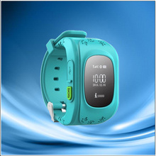 High Accuracy Child Personal GPS Tracker GPS Watch with SOS Button 4g android dual sim