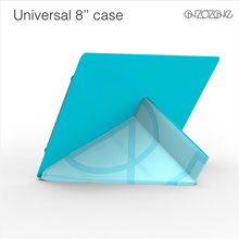 """Ultra thin universal flip cover case for tablet 8"""""""