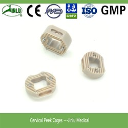 Cervical peek cage
