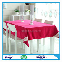 High quality 100 cotton fabric prices for table cloth