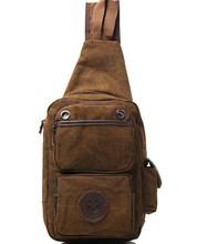 2015 high quality canvas Chest Bag / shoulder bag /men's bag