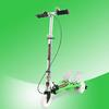 Patent Aluminum Foot Double Pedal Kick Scooter For Sale with EN71,GS,EN14619 certification