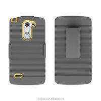 Best selling holster mobile phone shockproof defender case for blackberry Q10