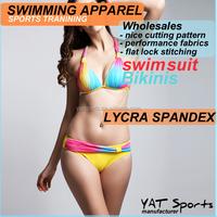 Good quality swimwear triangle sexy wholesale brazilian bikinis