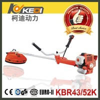 cg43 petrol kawasaki brush cutter