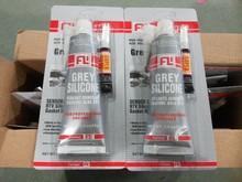 Anti- pollution siliicone glue ,auto spare parts repair silicone adhesive