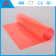 Raincoat with Resistance to acupuncture tpu film