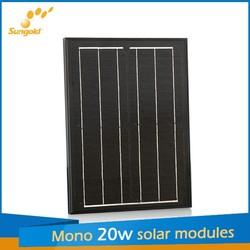 Best price 20w small solar panels