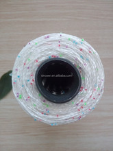 1/5.5NM 100%Polyester sequin yarn