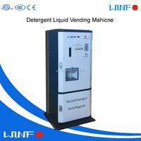 automatic detergent dispenser washing machine