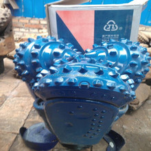 API 2012 newest tricone rock drill bits for oil well drilling with 12 1/4 IADC617