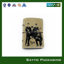 canvas cover carry-on business card case