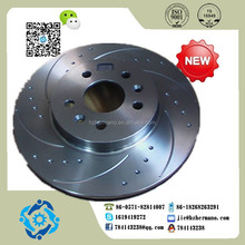Auto parts front and rear brake disc Rotors for mazda BR703325X