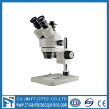 First manufacture in CHIMA MADE zoom optical Stereo Microscope WITH BEST QUALITY