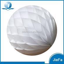 China New Design Popular Wedding Hanging Honeycomb Balls