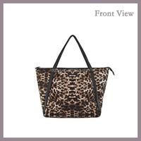 2015 New Fashion Animal Skin Decorative Pattern Tote bag