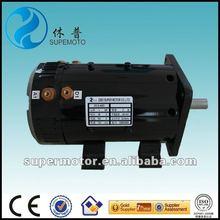 2.2kw48v dc motor of a key slot