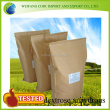 High quality and cost price - dextrose anhydrous injection grade