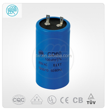 (best price&top quality&fast delivery) 450V CD60-A09 start 122uf sh Capacitors