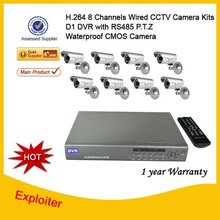 Home & Office Security CCTV Camera System