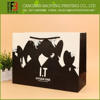 New Style Standard Funny Paper Bag