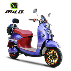 china 2016 electric motorcycle 800w 48v 20ah two wheel electric mobility scooter motorcycle for adult