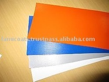 SD 100 - PVC Coated Tarpaulin