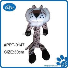 Lovely tiger animal Plush Pet Toy