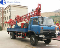 GL-III truck mounted 400m depth water well drilling rig