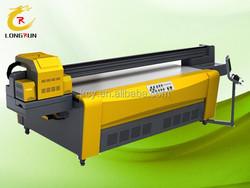 uv led printer for glass / automatic uv led printing machine price